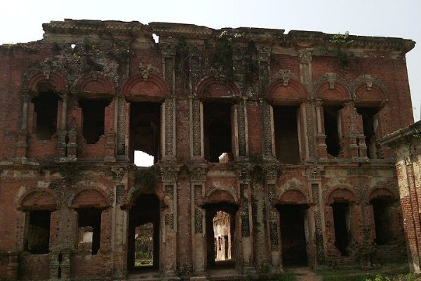 Dubalhati Royal Palace